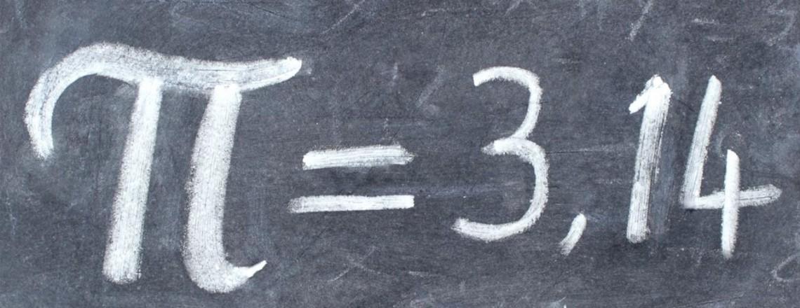 3,141592653589… – Comment, et pourquoi, j'ai retenu les 100 premières décimales de Pi